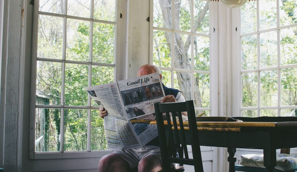 Ældre, der udfordrer sig selv med krydsord, har en skarpere hjerne